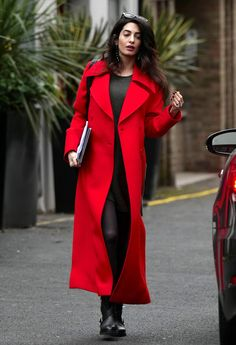The Gorgeous Amal Clooney