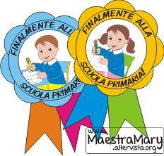 Accoglienza Scuola: Striscioni, Festoni, Coccarde | Maestra Mary