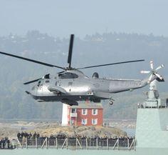 Royal Canadian Navy Sea King.