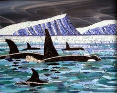 Seascapes | The Mosaic Art of Terry Nicholls