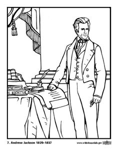 WEEK 1 All Things John Adams John Adams Coloring Pages