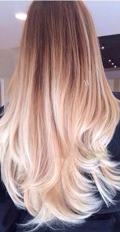 If I was blonde..