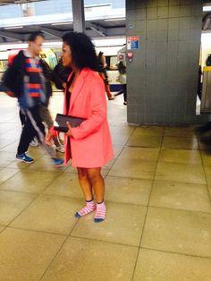 pinky toe #london #street #fashion
