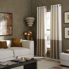 Curtainworks Kendall Lined Window Panel - 52'' x 95''.  Kohls