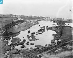 The Meare as it was in 1920 about eight years after the Thorpeness Country Club was developed.    http://www.britainfromabove.org.uk/sites/all/lib/aerofilms-images/public/england/EPW001910.jpg