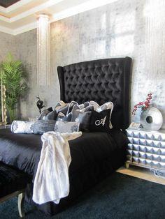 Head board bedroom
