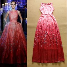 Cheap Dresses, Buy Directly from China Suppliers:Luxury High Quality 2015 Designer Runway Maxi Dress Summer Women Sleeveless Pink Flowers Embroidery Formal Party Gown Lo