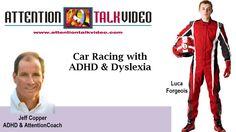 Car Racing with ADHD & Dyslexia
