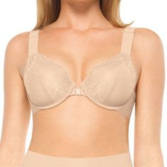 adorable nude bra- supportive and you can't feel the underwire (by spanx)