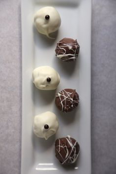 12 Days of Edible Gifts: Cookie Dough Truffles