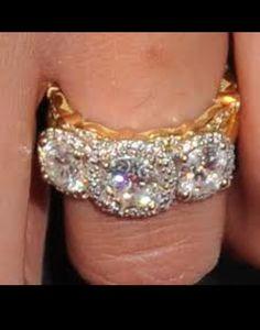 Nikki Reed's wedding ring