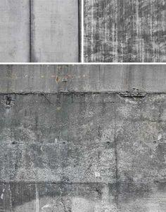 concrete wall paper designs