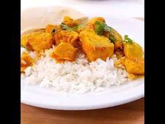 Este pollo al curry es lo que necesitas