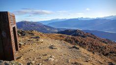Das Granattor am höchsten Punkt der Millstätter Alpe in den Kärntner Nockbergen. So muss Wanderurlaub mit Hund. Zielpunkt unserer Wanderung.
