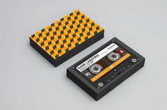 20 Fantastic Business Cards For Musicians