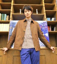 Okada Masaki Okada Masaki, Prepping, Actors, Style, Fashion, Swag, Moda, Fashion Styles, Fashion Illustrations