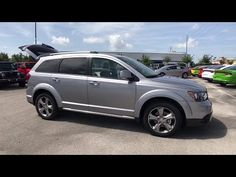2016 Dodge Journey Orlando Deltona Sanford Oviedo Winter Park FL CC759518A #FieldsCJDR #Sanford #Florida