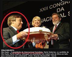 Bruno Braga: Antonio Guterres: ONU, Internacional Socialista, M...