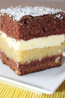 Calzone, Food Cakes, Tiramisu, Cake Recipes, Good Food, Sweets, Baking, Ethnic Recipes, Chef Recipes