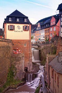 Saarburg, Germany.
