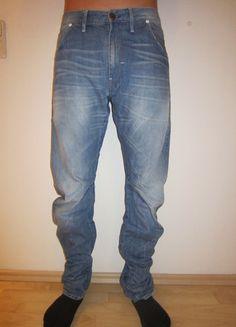 Kaufe meinen Artikel bei #Kleiderkreisel http://www.kleiderkreisel.de/herrenmode/jeans/78061524-lassige-g-star-jeans-3134