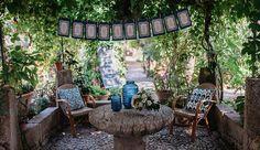 Hanging table plan CHILL ME OUT, evento de boda en Son Marroig, Deia, Mallorca