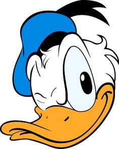 Donald Fauntleroy Duck or Donald Duck is a funny animal cartoon character created in 1934 at Walt Disney Productions. Cartoon Cartoon, Cartoon Charecters, Disney Cartoon Characters, Disney Cartoons, Cartoon Drawings, Art Disney, Disney Duck, Disney Kunst, Daffy Duck