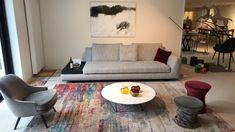 Setting Walter Knoll @ Samyn Wonen Sofa, Couch, Menu, Furniture, Home Decor, Art, Menu Board Design, Art Background, Settee
