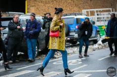 STYLE DU MONDE / New York Fashion Week Fall 2017 Street Style: Annie Georgia Greenberg  #Fashion, #FashionBlog, #FashionBlogger, #Ootd, #OutfitOfTheDay, #StreetStyle, #Style