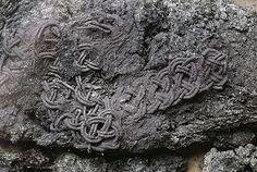 Fragment remnant, Viking from Uppland. Viking Garb, Viking Reenactment, Viking Dress, Anglo Saxon Clothing, Viking Clothing, Ancient Vikings, Norse Vikings, Viking Embroidery, Norwegian Vikings