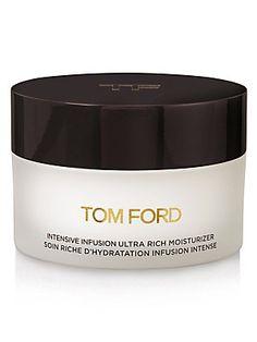 London Fashion Week Essentials - Tom Ford Beauty Intensive Infusion Ultra Rich Moisturizer/1.7 oz. #tomford #LFW