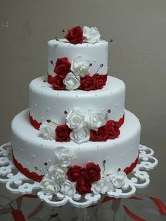 Big Wedding Cakes, Wedding Cakes With Cupcakes, Elegant Wedding Cakes, Elegant Cakes, Beautiful Wedding Cakes, Gorgeous Cakes, Wedding Cake Designs, Pretty Cakes, Cute Cakes