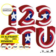 3d Alphabet, Alphabet And Numbers, Png Transparent, Photo Booth Frame, Etsy Handmade, Handmade Gifts, Custom Logos, Lululemon Logo, Clipart