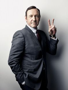 Kevin Spacey- He is a world class actor with incredible performances. He makes D.C. look like a playground.
