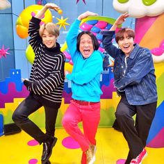 [Picture] BTS' J-Hope & Jimin on PON!のP [180207]