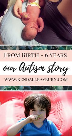From 0-6 Years, Our Autism Story. <3  #Autism #AutismAwareness