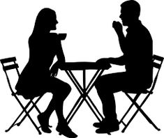 Free Image on Pixabay - Silhouette, Couple, Coffee, Sitting Green Tea For Weight Loss, Weight Loss Tea, Best Weight Loss, Silhouette Couple, Silhouette Images, My Images, Free Images, White Peony Tea, African Herbs