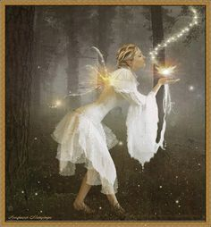 Too connect with Fairy's its always best to have an open mind,and belief in their existence if you will never actually see one with your own eyes. Description from devinemiracles.com. I searched for this on bing.com/images
