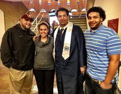 Graduation Day The Jenkins -Johnson family