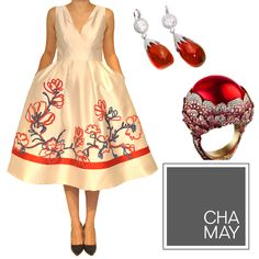 CHAMAY 2016 summer collection