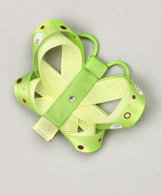 Butterfly clip, another bow Idea!