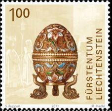 2011 Liechtenstein - Huevos de Pascua