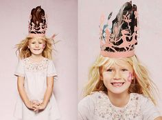Whimsical Paper Party Hats | Jeannie Huang