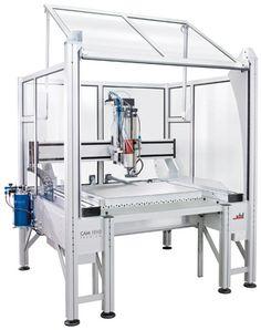 CNC-Bearbeitungssystem CAM 1010 Premium