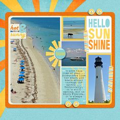 hello sunshine by Donnatopia - Cards and Paper Crafts at Splitcoaststampers