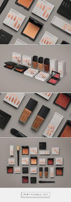 Maréna Beauté / new Swedish cosmetics brand
