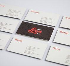 Logo and Branding: Delta Lion Pub