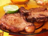 Bisteca de Porco ao Forno