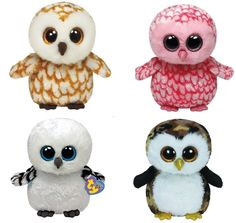 Ty Beanie Boo Spells the owl  6 inch NWMT. Description from ebay.tv. I searched for this on bing.com/images
