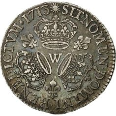 #France #Royal #History #Silver #Collection #Numismatics